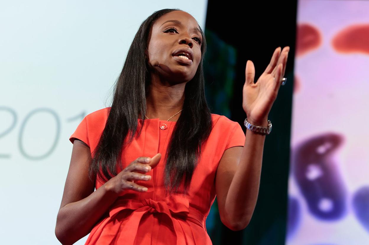 Nadine Burke Harris' TED Talk