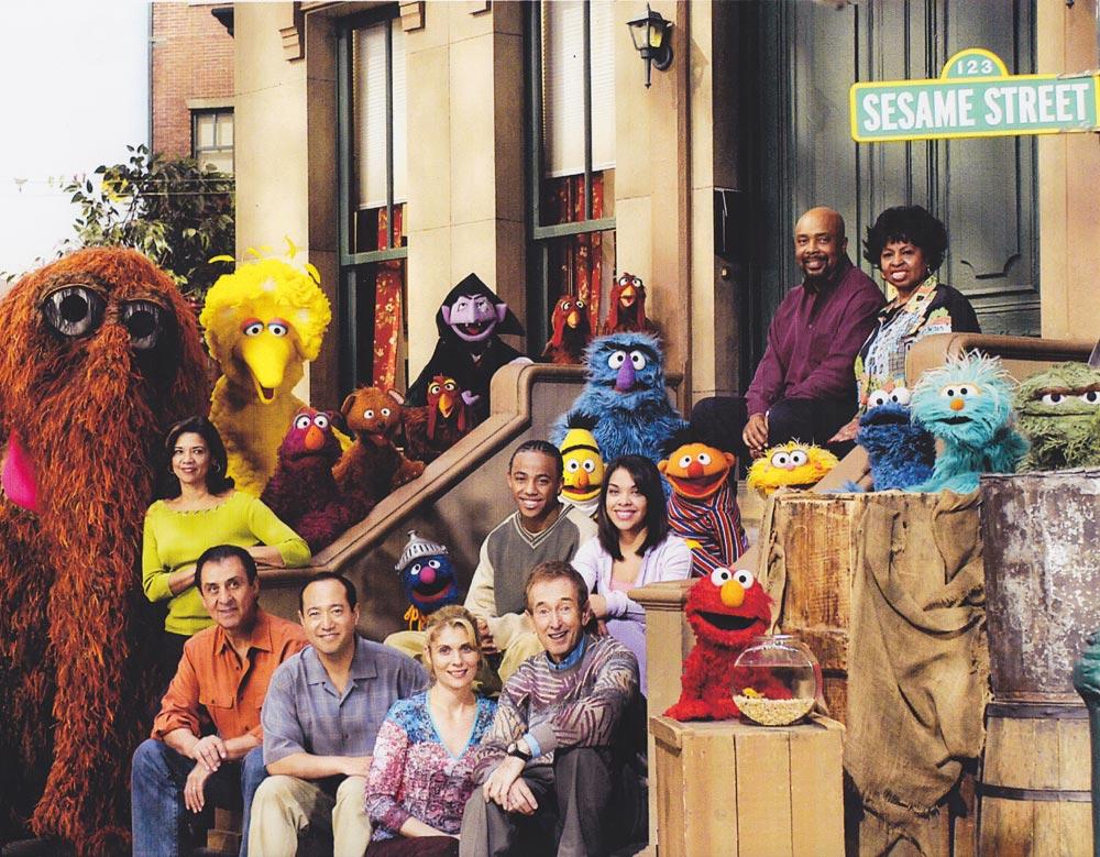 cast-pic-w-muppets - Children's Center